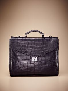 Lamport Briefcase by Burberry at Gilt