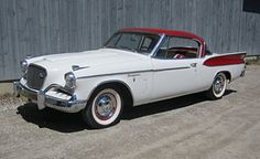 1957 Studebaker Golden Hawk                                                                                                                                                                                 More