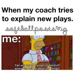 HAHAHA i don't like this show but i totally agree with it! - Funny Sports - - HAHAHA i don't like this show but i totally agree with it! The post HAHAHA i don't like this show but i totally agree with it! appeared first on Gag Dad. Funny Softball Quotes, Volleyball Jokes, Softball Problems, Soccer Memes, Soccer Quotes, Sports Memes, Sport Quotes, Softball Stuff, Softball Things