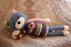 Crochet :: Inspiration :: Galna i Garn  Be sure to check out the blog for more fabulous creations!