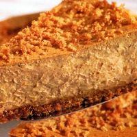 Pumpkin Cheesecake - Diabetic Friendly Recipe
