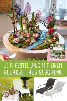 Bastelarbeiten Handwerk Miniatur Feengarten Rasen Figur Harz Verzierungen Bonsai