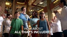 What's Included on a Disney Cruise   Disney Cruise Line - YouTube