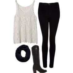 Caroline Forbes Inspired Outfit
