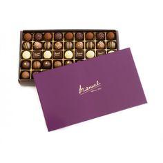Swiss chocolate brands MANUEL - Swiss handmade Praline - Best luxury chocolate
