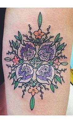 Lauren Winzer Tattoo