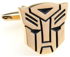 Transformers Optimus Prime Movie Mens Cuff Links With a Gift Box W128