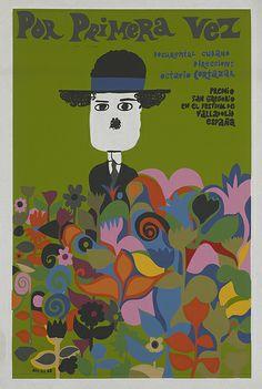 Por Primera Vez For the First Time, artist: Bachs, 1968 50,7x75,8 cm