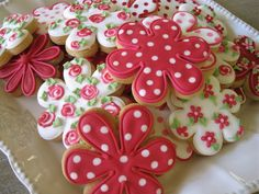 Cath Kidston Inspired Cookies