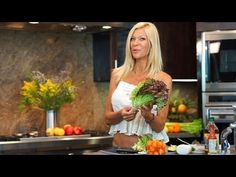 Cauliflower and Cream Sauce- Raw Vegan Easy, Super Healthy - YouTube