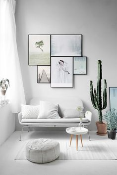 Home Accessory: Home Decor Minimalist Home Furniture Cactus Table Wall  Decor   Epic Home Decoration Ideas