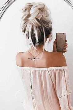 45 Chignon Hairstyles For A Fancy Look - Nails and. Beauty 45 Chignon Hairstyles For A Fancy Look Chignon Bun Hairstyles To Get A Stylish Look ★ Cute Bun Hairstyles, Bridal Hairstyles, Hairstyles Haircuts, Hairstyle Ideas, Beach Hairstyles, Brunette Hairstyles, Fashion Hairstyles, Creative Hairstyles, Winter Hairstyles