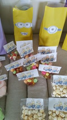Minion Party, Minions, Coffee, Drinks, Food, Drinking, Beverages, Meal, Essen