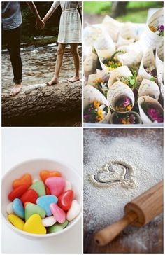 Friday's Fabulous Photos - Happy Valentine's Day (hearts, couple, love, flowers)