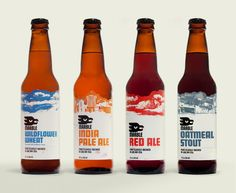 Marble Brewery - Classic Beers on Packaging of the World - Creative Package Design Gallery