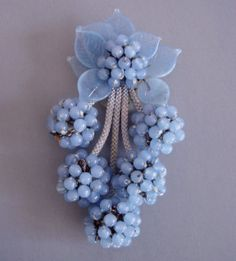 miriam haskell vintage jewelry | miriam haskell fur clip Beautifull!! | Jewelry - as in Miriam Haskell
