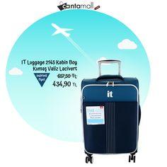 f26905d1e1cc4 10 YIL GARANTİLİ Yeni Sezon IT LUGGAGE #valiz modellerinde %60a varan # indirim fırsatı