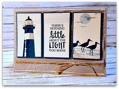 Take the Saleabration tour with this Remarkable Saleabration Blog Hop. I've used High Tide for a lovely panel card. Includes Shopping list for free products