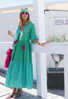 НОВАЯ КОЛЛЕКЦИЯ SS18 Платье бохо RHUM RAISIN Женская одежда из Франции в бутике PRET A PORTER PARIS http://parishop.com.ua/ ОПТОМ - style-group.com.ua/
