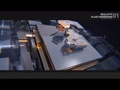 Creating and Compositing Realistic Glass in Cinema 4D - YouTube