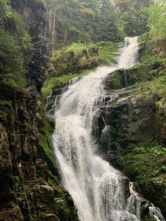 Wodospad Kamieńczyk w Szklarskiej Porębie Narnia, Trekking, Waterfall, Outdoor, Outdoors, Waterfalls, Outdoor Games, The Great Outdoors, Hiking