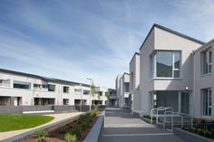 Southill Older Persons Accommodation - Best Outdoor Space