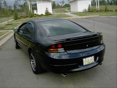 Black Dodge Intrepid 2