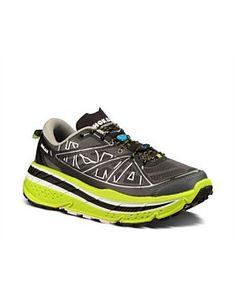 big sale 4a4c9 b1e78 Hoka One One Stinson ATR Running Trainers, Trail Running Shoes, Running  Shoes For Men