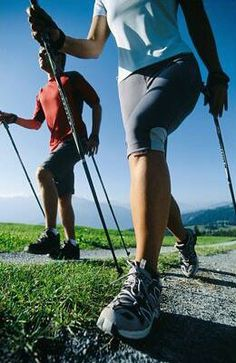 Come & Try Nordic walking with Active4Life  Australian Nordic walking Instructor of the year 2012!  www.active4life.com.au