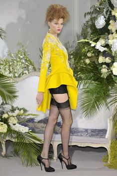Christian Dior at Couture Fall 2009 - Runway Photos