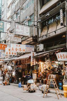 The Long Layover Guide to Hong Kong | Traveling like a local for a short getaway layover in Hong Kong.