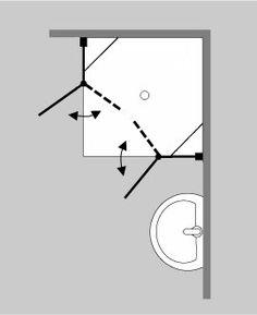 ber ideen zu duschkabine auf pinterest duschkabine eckeinstieg m bel klebefolie und. Black Bedroom Furniture Sets. Home Design Ideas