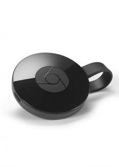 Google's Chromecast has a fresh design, upgraded Wi-Fi capabilities and a new companion app