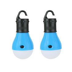 2 Pack Outdoor C&ing L& SUPVIN Portable Led Lantern Tent Light Hiking Emergency Bulb for kids  sc 1 st  Pinterest & LED tent lamp Outdoor Camping Lamp tent Portable Led Lantern Tent ...