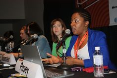 Founder of Tech by Superwomen Cathryn Posey and panelists explore the keys to fostering a successful and worthwhile mentorship experience (Image: Mary Pryor) Yoga Teacher, Digital Media, Writing A Book, Need To Know, The Fosters, Keys, Success, Internet, Social Media