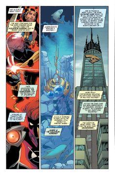 Preview: SQUADRON SUPREME #2 - Comic Vine