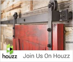 Z Barn Door | Rustica Hardware