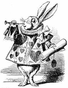 alice rabbit - Google zoeken