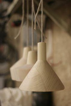 naturholzmöbel eiche massiv möbel lampenschirm
