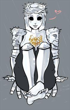 Dark Souls 2 - Looking Glass Knight