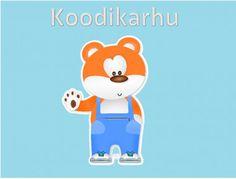 Koodikarhu on koodaamisen opetuspaketti sekä opettajille että oppilaille. Ipad Rules, Coding For Kids, Programming For Kids, Learn To Code, Class Management, Good Parenting, Early Childhood Education, Teaching Math, Maths