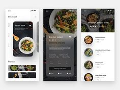 Cate APP 🍰 designed by 刘狗蛋 for DCU. Connect with them on Dribbble; Design Android, App Ui Design, Interface Design, User Interface, App Design Inspiration, Daily Inspiration, Wireframe, Conception D'interface, Ui Design Mobile