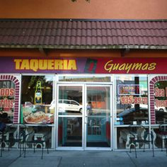 Taqueria Guaymas Authentic Mexican Food In The Junction They Have Awesome Burritos And A Great