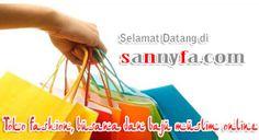 baju muslim online di sannyfa.com