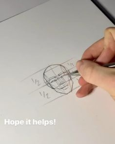 Portrait Drawing Tips, Drawing Skills, Art Supplies, Tutorials, Learning, Drawings, Face, Inspiration, Instagram