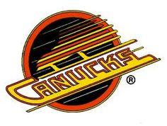 Vancouver Canucks Alternate Logo - National Hockey League (NHL) - Chris Creamer's Sports Logos Page - SportsLogos. Hockey Logos, Nhl Logos, Sports Team Logos, Hockey Teams, Hockey Stuff, Sports Teams, Ice Hockey, Vancouver Canucks Logo, Game Quotes