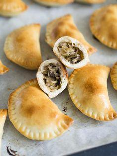 Dumplings, Prosciutto, Camembert Cheese, Pancakes, Recipies, Menu, Cooking, Food, Friends