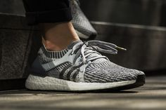 The next generation of UltraBOOST is here with the release of the adidas UltraBOOST X – a rendition on the eponymous running silhouette.