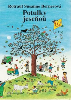 Potulky jeseňou - Zelený Kocúr Wordless Picture Books, Illustrator, Richard Scarry, Wheres Waldo, Forever Book, Blow Off, Fall Fest, Fiction Movies, Early Readers