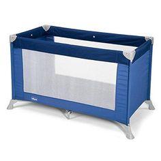 Oferta: 49.00€ Dto: -9%. Comprar Ofertas de Chicco Goodnight - Cuna de viaje ligera, con cierre de paraguas, 8 kg, color azul barato. ¡Mira las ofertas!